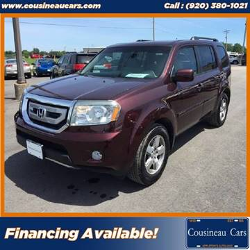 2010 Honda Pilot for sale at CousineauCars.com in Appleton WI