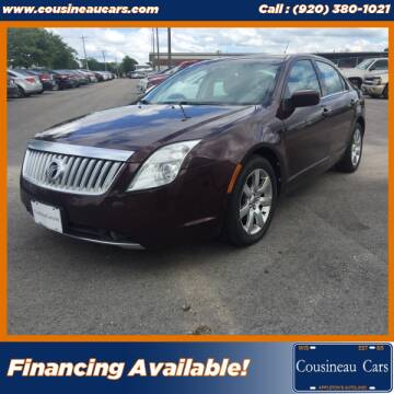 2011 Mercury Milan for sale at CousineauCars.com in Appleton WI