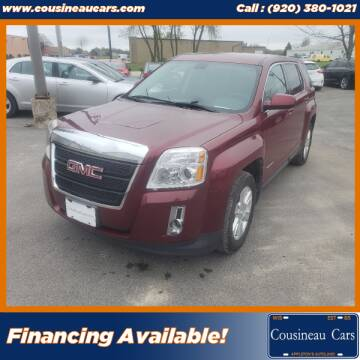2011 GMC Terrain for sale at CousineauCars.com in Appleton WI
