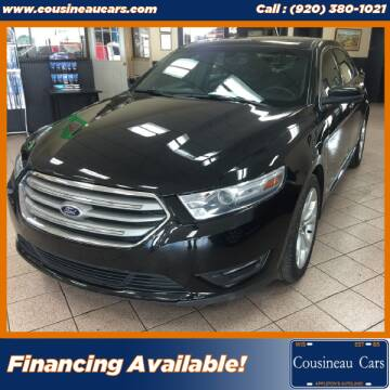 2013 Ford Taurus for sale at CousineauCars.com in Appleton WI