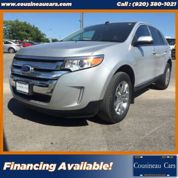 2014 Ford Edge for sale at CousineauCars.com in Appleton WI