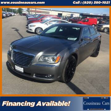 2011 Chrysler 300 for sale at CousineauCars.com in Appleton WI