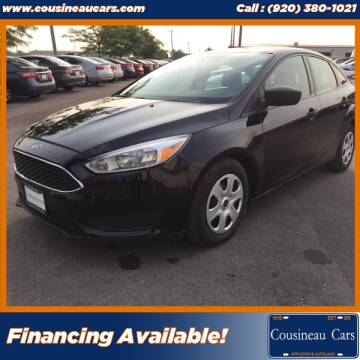 2017 Ford Focus for sale at CousineauCars.com in Appleton WI