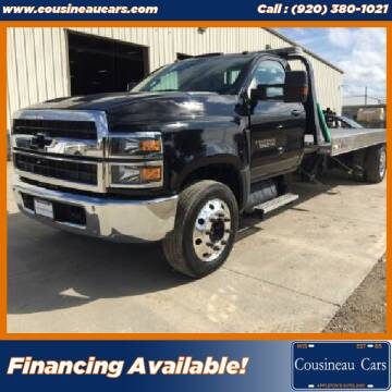 2019 Chevrolet Silverado 6500HD for sale at CousineauCars.com in Appleton WI