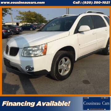 2009 Pontiac Torrent for sale at CousineauCars.com in Appleton WI