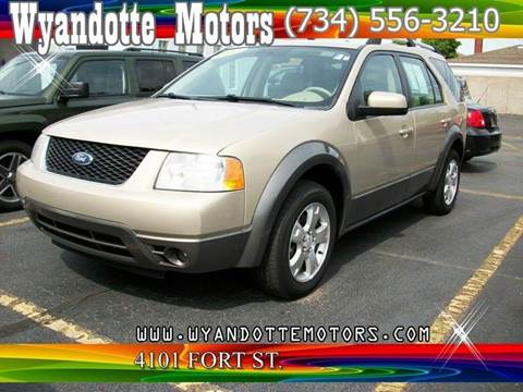 2007 Ford Freestyle for sale at Wyandotte Motors in Wyandotte MI