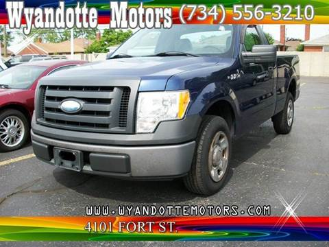 2009 Ford F-150 for sale at Wyandotte Motors in Wyandotte MI