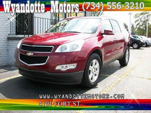 2009 Chevrolet Traverse for sale at Wyandotte Motors in Wyandotte MI