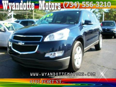 2010 Chevrolet Traverse for sale at Wyandotte Motors in Wyandotte MI