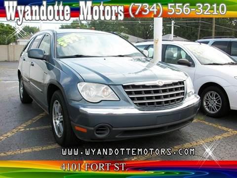 2007 Chrysler Pacifica for sale at Wyandotte Motors in Wyandotte MI