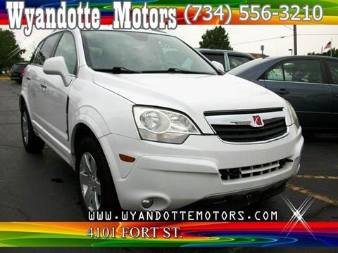 2009 Saturn Vue for sale at Wyandotte Motors in Wyandotte MI