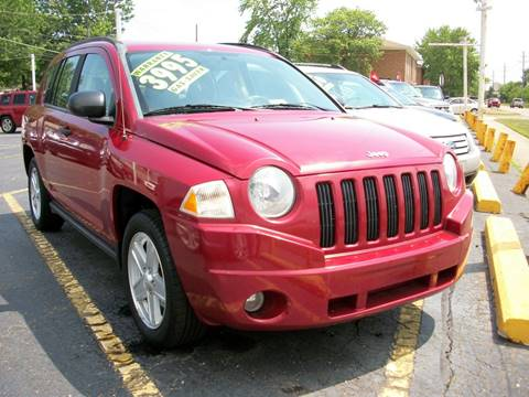 2007 Jeep Compass for sale in Wyandotte, MI