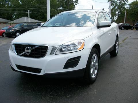 2013 Volvo XC60 for sale at Wyandotte Motors in Wyandotte MI