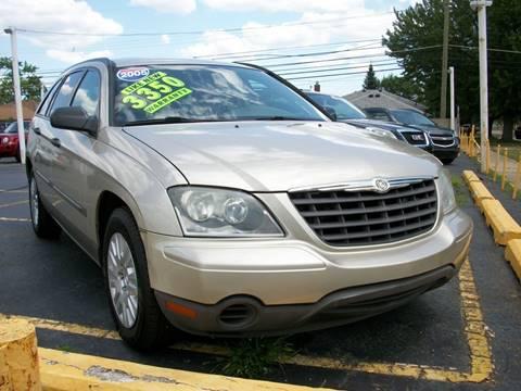 2005 Chrysler Pacifica for sale at Wyandotte Motors in Wyandotte MI