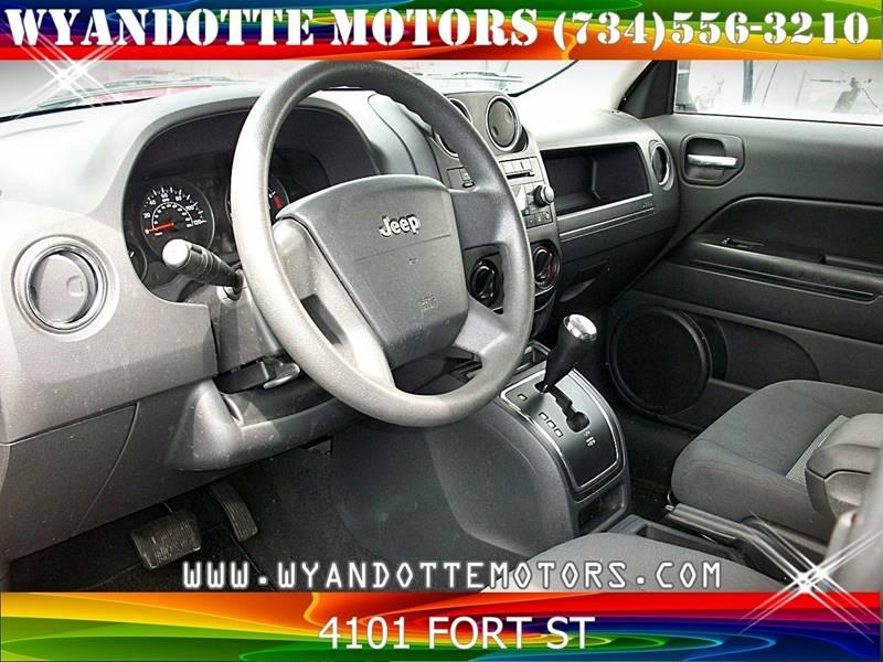 2009 Jeep Patriot Sport 4dr SUV In Wyandotte MI - Wyandotte