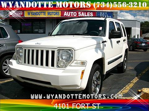 2008 Jeep Liberty for sale in Wyandotte, MI