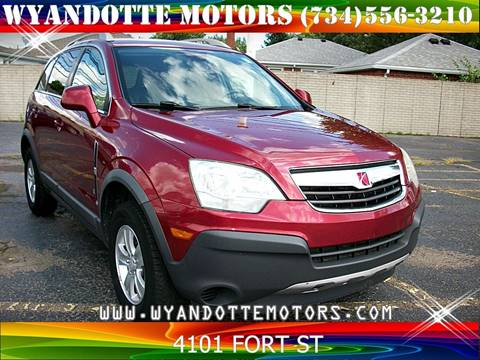 2008 Saturn Vue for sale in Wyandotte, MI