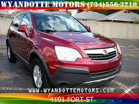 2008 Saturn Vue for sale at Wyandotte Motors in Wyandotte MI