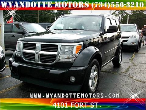 2008 Dodge Nitro for sale in Wyandotte, MI