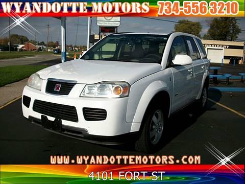 2007 Saturn Vue for sale at Wyandotte Motors in Wyandotte MI