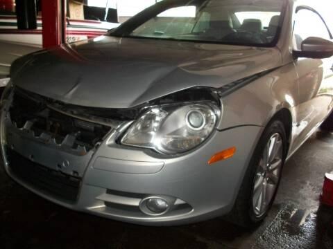 2009 Volkswagen Eos for sale at Wyandotte Motors in Wyandotte MI
