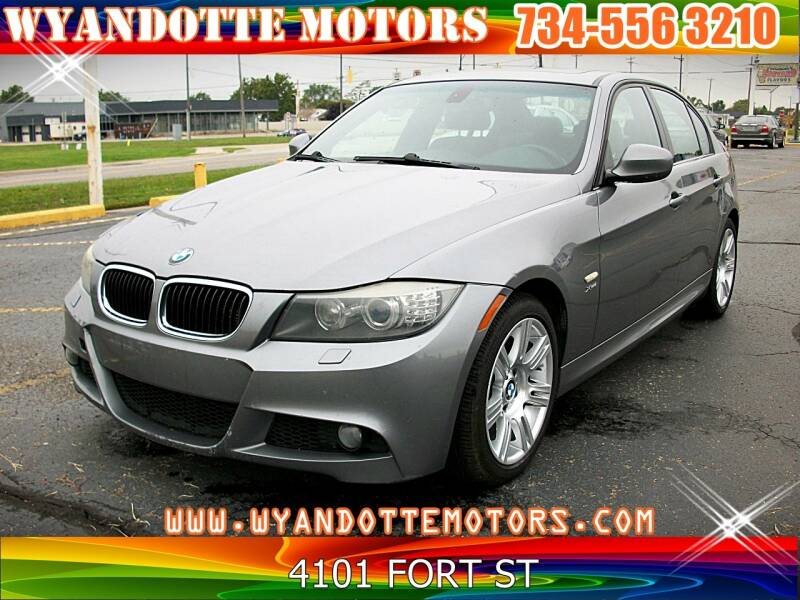 2009 BMW 3 Series for sale at Wyandotte Motors in Wyandotte MI