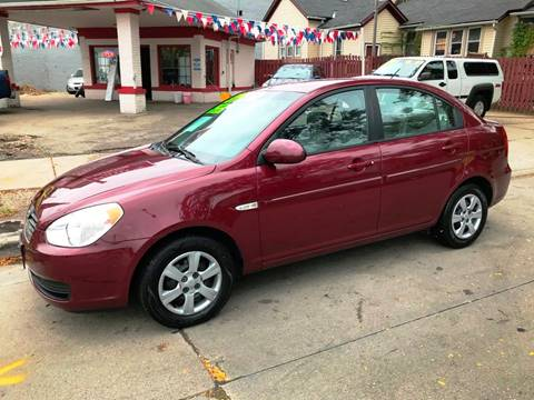 2007 Hyundai Accent for sale in Milwaukee, WI