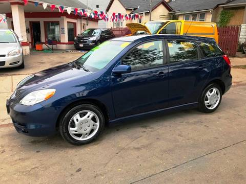 2003 Toyota Matrix for sale in Milwaukee, WI