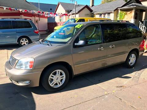 2005 Ford Freestar for sale in Milwaukee, WI