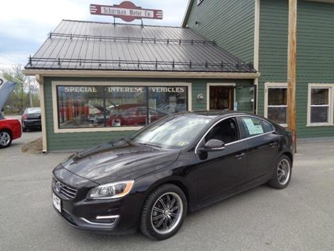 2015 Volvo S60 for sale in Lancaster, NH
