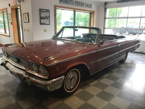 1963 Ford Galaxie for sale in Lancaster, NH