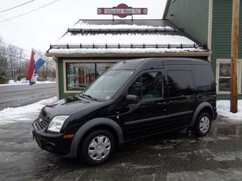 2012 Ford Transit Connect for sale in Lancaster, NH