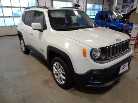 2015 Jeep Renegade for sale in Lancaster, NH
