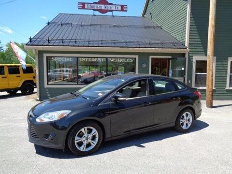 2013 Ford Focus for sale in Lancaster, NH