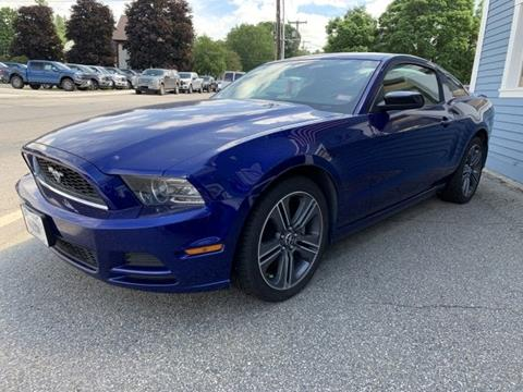 2013 Ford Mustang for sale in Lancaster, NH