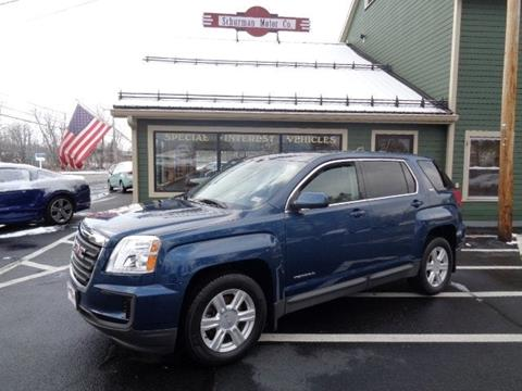 2016 GMC Terrain for sale in Lancaster, NH