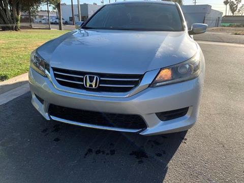 2014 Honda Accord for sale in Riverside, CA