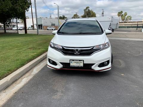 2018 Honda Fit for sale in Riverside, CA