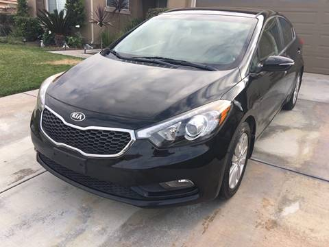 2014 Kia Forte for sale in Riverside, CA