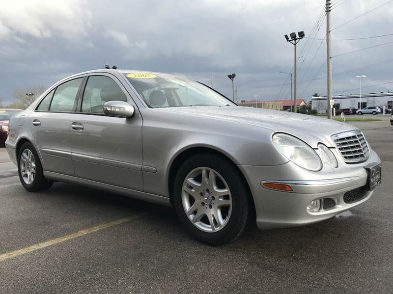 2005 mercedes benz e class e 320 cdi 4dr sedan in for Mercedes benz springfield il