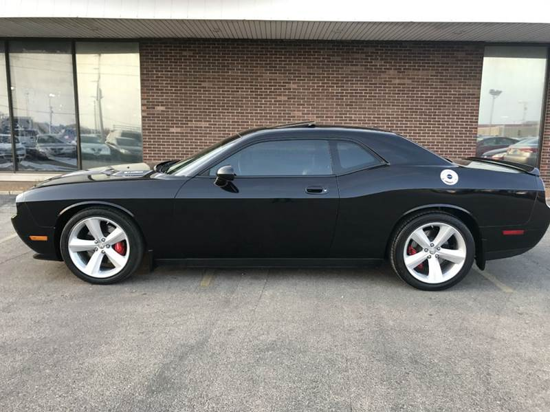 2008 Dodge Challenger In Springfield Il Auto Mall Of Springfield