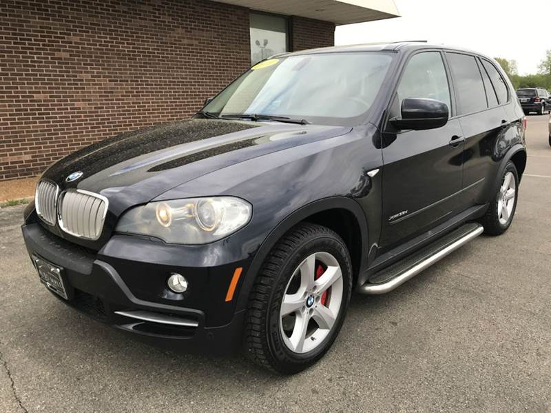 Bmw X XDrived AWD Dr SUV In Springfield IL Auto Mall Of - Bmw 2010 suv