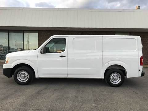 2014 Nissan NV Cargo for sale in Springfield, IL