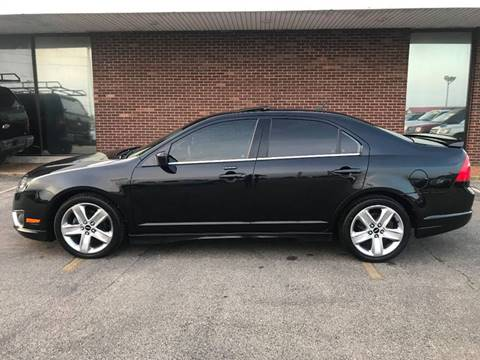 2010 Ford Fusion for sale in Springfield, IL