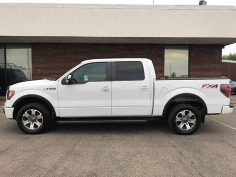 2012 Ford F-150 for sale in Springfield, IL