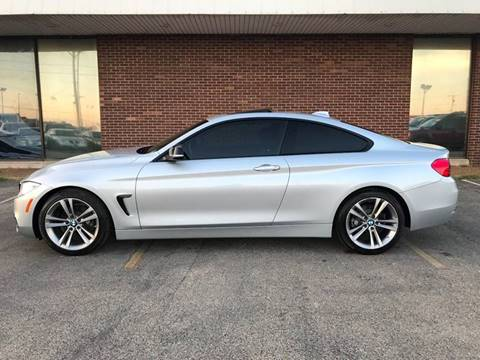 2015 BMW 4 Series for sale in Springfield, IL
