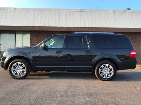2011 Ford Expedition EL for sale in Springfield, IL