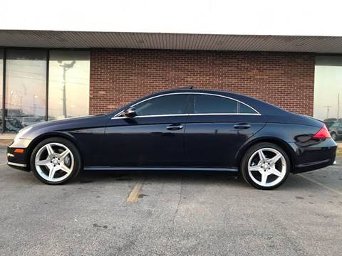 2011 Mercedes-Benz CLS for sale in Springfield, IL