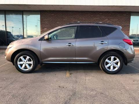 2009 Nissan Murano for sale in Springfield, IL