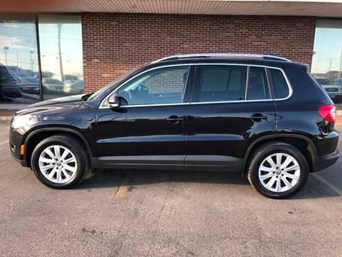 2009 Volkswagen Tiguan for sale in Springfield, IL